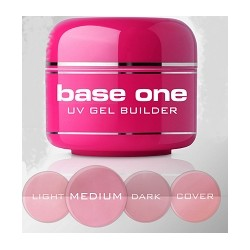 Silcare Żel Base One Cover Light 15 G