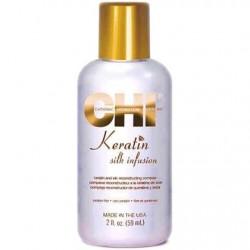 Silk Infusion, włosy suche i zniszczone CHI Keratin 59ml