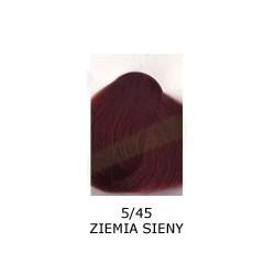 Farba do włosów Allwaves 100ml   5.45 ziemia sieny