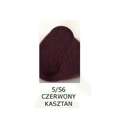Farba do włosów Allwaves 100ml 5.56  czerwony kasztan