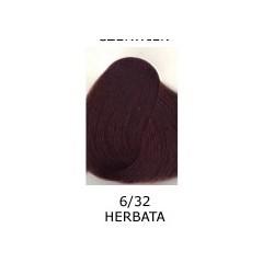 Farba do włosów Allwaves 100ml  6.32 herbata
