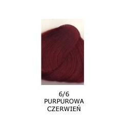 Farba do włosów Allwaves 100ml  6.6 purpurowa czerwień