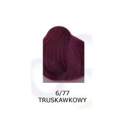 Farba do włosów Allwaves 100ml  6.77 truskawkowy