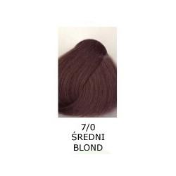 Farba do włosów Allwaves 100ml   7.0  średni blond