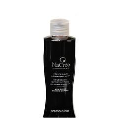 Koloryzująca odżywka do włosów ciemny brąz NaCreo  150ml