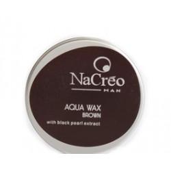 Wosk modelujący do włosów brązowy NaCreo 50ml
