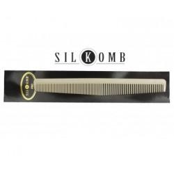 Profesjonalny grzebień fryzjerski silikonowy Silkomb  PRO010