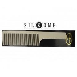 Profesjonalny grzebień fryzjerski silikonowy Silkomb  PRO040