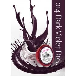 Semilac UV Gel Color 014 Dark Violet Dreams 5 ml