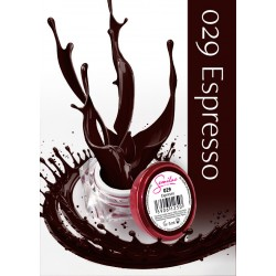 Semilac UV Gel Color 029 Espresso 5 ml