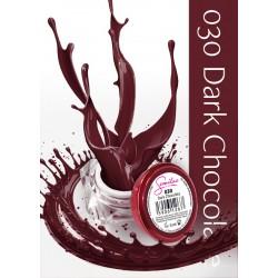 Semilac UV Gel Color 030 Dark Chocolate 5 ml