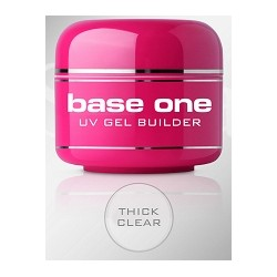 Żel UV Base One 30 g  Thick Clear