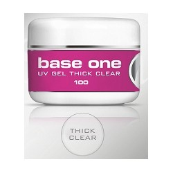 Żel UV Base One 100 g  Thick Clear