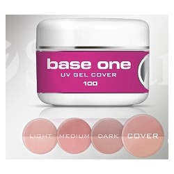 Silcare Base One Cover Dark 15 G