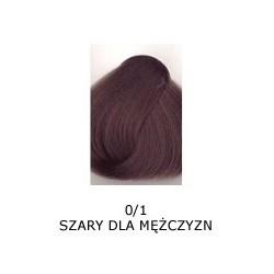 Farba do włosów Allwaves 100ml 0.1 szary dla mężczyzn