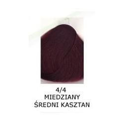 Farba do włosów Allwaves 100ml 4.4 miedziany średni kasztan