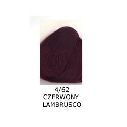 Farba do włosów Allwaves 100ml 4.46 czerwony lambrusco