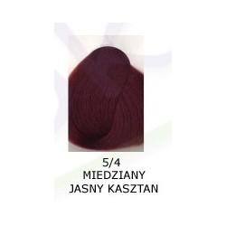 Farba do włosów Allwaves 100ml 5.4 miedziany jasny kasztan