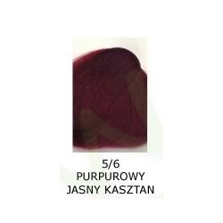Farba do włosów Allwaves 100ml 5.6 purpurowy jasny kasztan