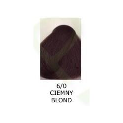 Farba do włosów Allwaves 100ml 6.0 ciemny blond
