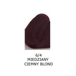Farba do włosów Allwaves 100ml 6.4 miedziany ciemny blond