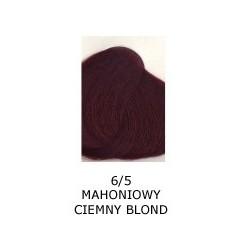 Farba do włosów Allwaves 100ml 6.5 mahoniowy ciemny blond
