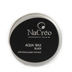 Wosk modelujący do włosów czarny NaCreo 50ml