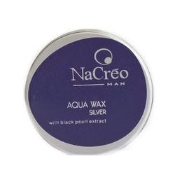 Wosk modelujący do włosów srebrny NaCreo 50ml