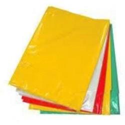Pelerynki foliowe mix 50 sztuk
