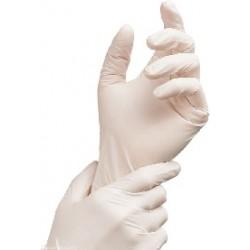 Rękawiczki nitrylowe bezpudrowe  S