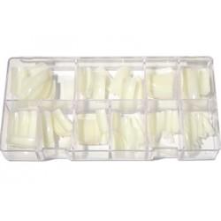 Tipsy 100 szt w kasetce długa kieszonka mleczne
