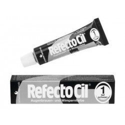 Henna żelowa czarna Refecto Cil 15ml