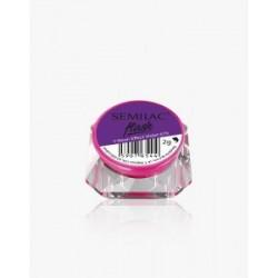 Pyłek Flash Neon Effect Violet 679 Semilac 2g