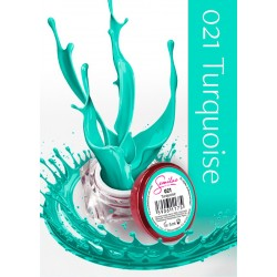 Semilac UV Gel Color 021 Turqoise 5 ml