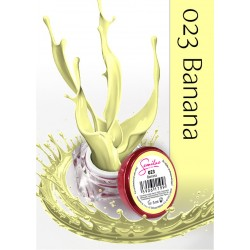 Semilac UV Gel Color 023 Banana 5 ml