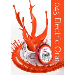 Semilac UV Gel Color 045 Electric Orange 5 ml